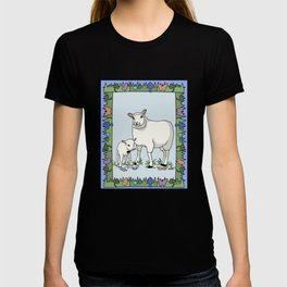 Sheep Artist, Sheep Art T-shirt