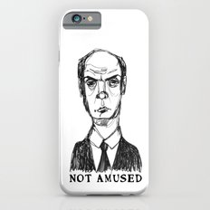 Not Amused (With Text) Slim Case iPhone 6s