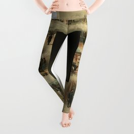 Grant from West Point to Appomattox Leggings