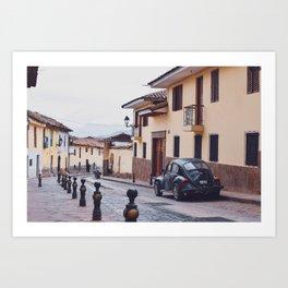 PE // 0050 Art Print