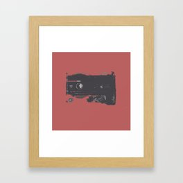 Side A Framed Art Print