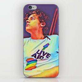 Harry Styles x Solo iPhone Skin
