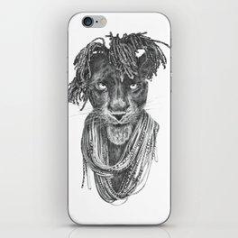 Pantherasta iPhone Skin
