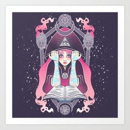 Thelema Art Print