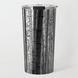 Bamboo Monochrome Travel Mug