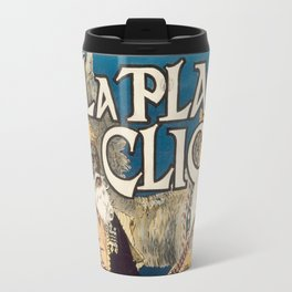 A la Place Clichy Travel Mug