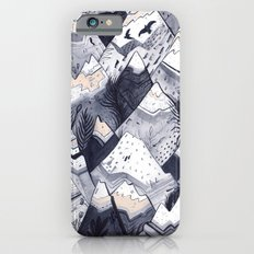 Mountains Slim Case iPhone 6