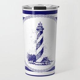 Marine - lighthouse Travel Mug