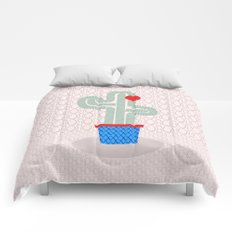 This is me, the cactus Comforters