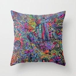 Morgana-Thee  Throw Pillow