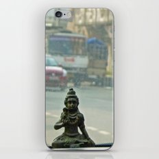 Gods are where you find them iPhone & iPod Skin