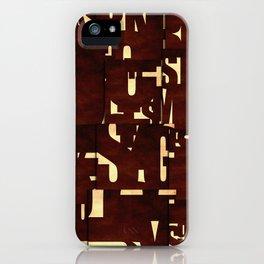 Touchon iPhone Case