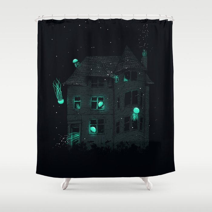 A New Home Shower Curtain