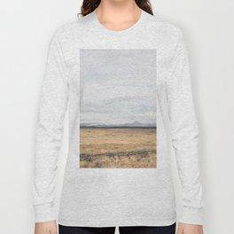 Distant Mountain Long Sleeve T-shirt