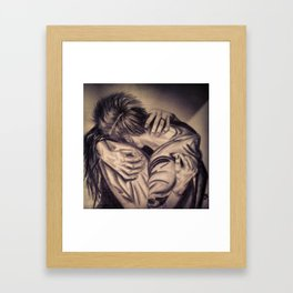 Shelter You Framed Art Print