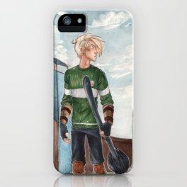 Quidditch iPhone Case