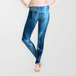 Blue Azalea   Nadia Bonello Leggings