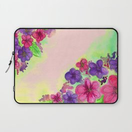 June flowers Laptop Sleeve