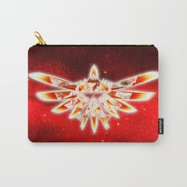 Zelda Red Nebula Carry-All Pouch