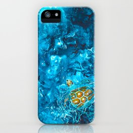 Turtle Breath iPhone Case