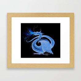 Fire! Framed Art Print