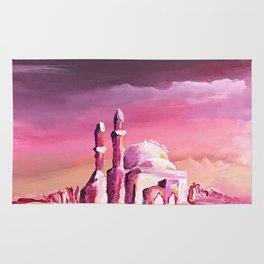 Dreamy Mosque Rug