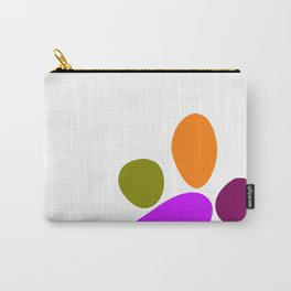 Paw Print Carry-All Pouch