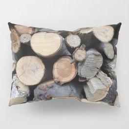 Wood Pillow Sham