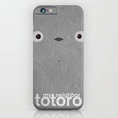 My neighbor Totoro  Slim Case iPhone 6s