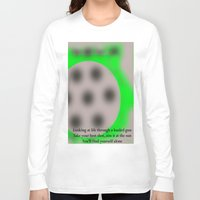 artsy Long Sleeve T-shirts featuring Graphic Artsy by DesignByAmiee