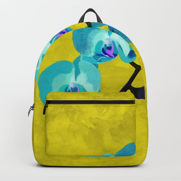 Orchid blue Backpack