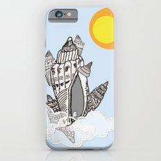 Castle in the sky Slim Case iPhone 6s