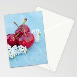Cherry Beauty Stationery Cards