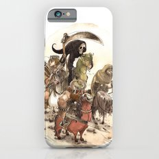 Four Horsemen Slim Case iPhone 6