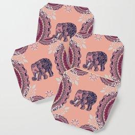 Bohemian Elephant Coaster