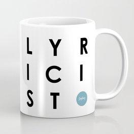 Lyricist Coffee Mug