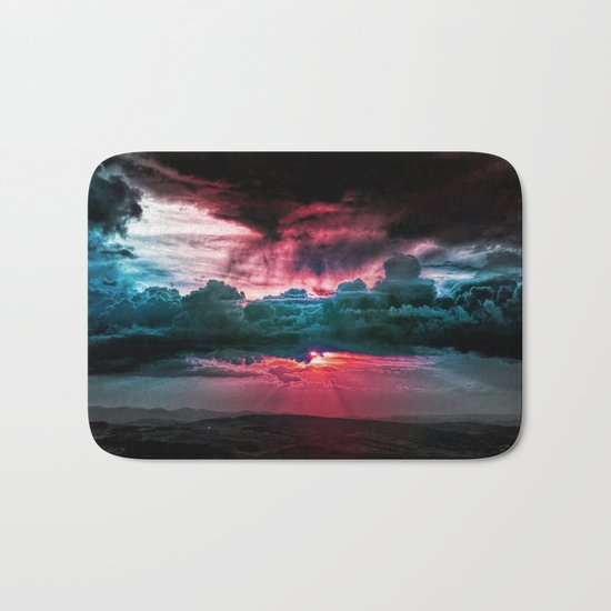 Marvelous earth Bath Mat