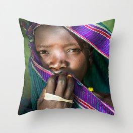 Challi Throw Pillow