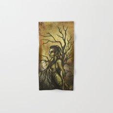 Dark Dryad Hand & Bath Towel