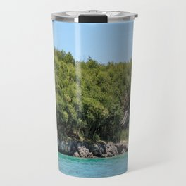 Cabin at Katipanan Reef Travel Mug