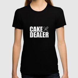 Baker Baking Bread Bread Confectioner T-shirt