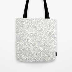 Moroccan tiles Tote Bag