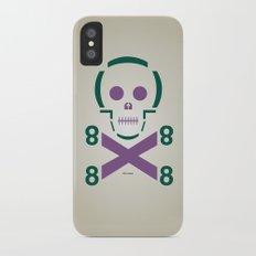 HELLvetica Slim Case iPhone X