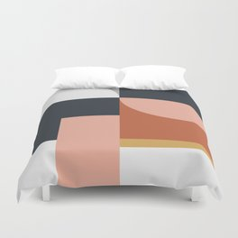 Abstract Geometric 09 Duvet Cover