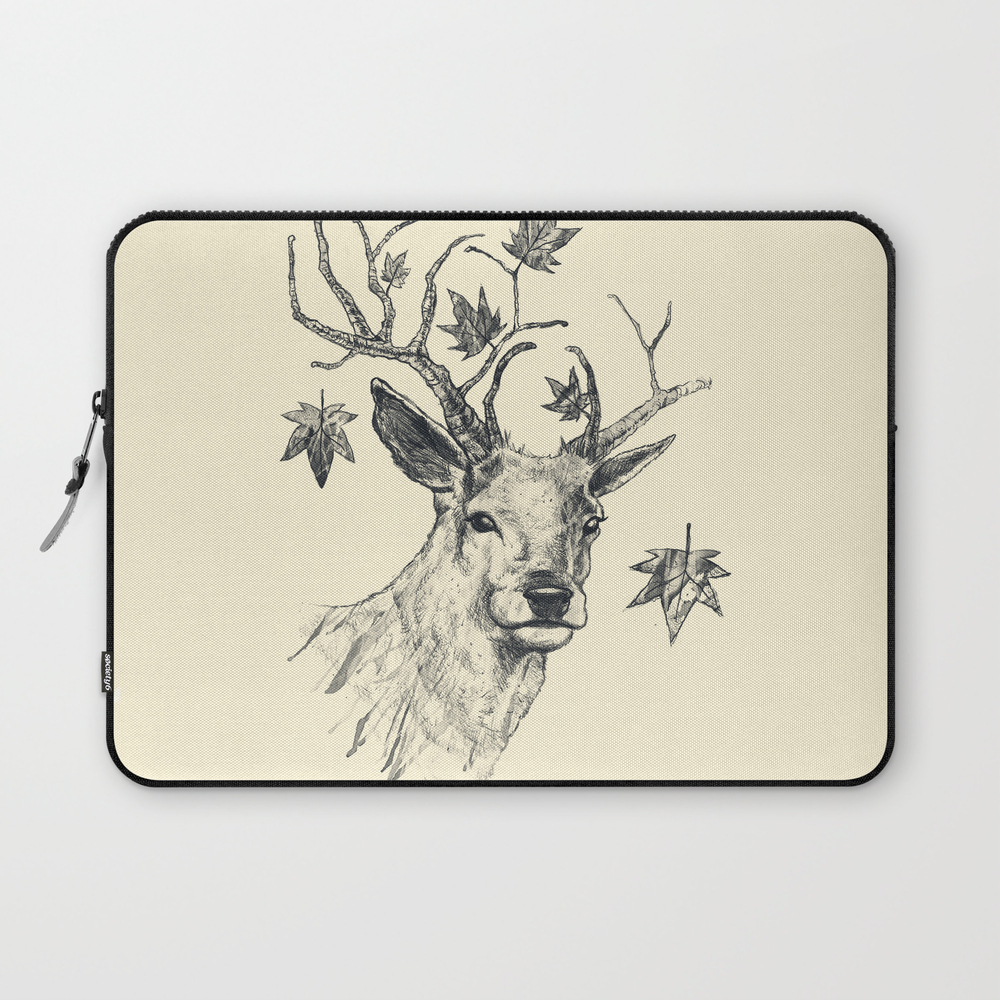 From Fall To Rise Laptop Sleeve LSV987899