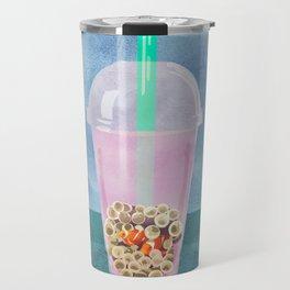 Clownfish Tea by Kenzie McFeely Travel Mug