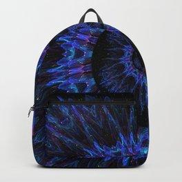 Spiral Organic Blue Backpack