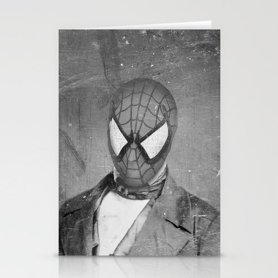 Spidey Senior Stationery Cards