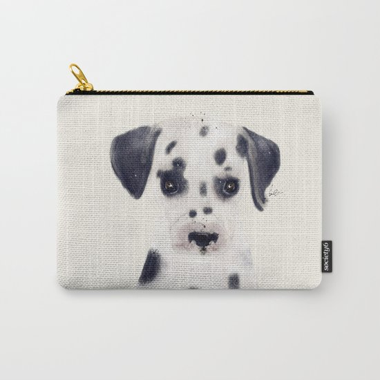 little dalmatian Carry-All Pouch