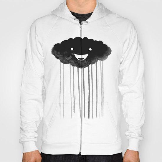 dark cloud Hoody